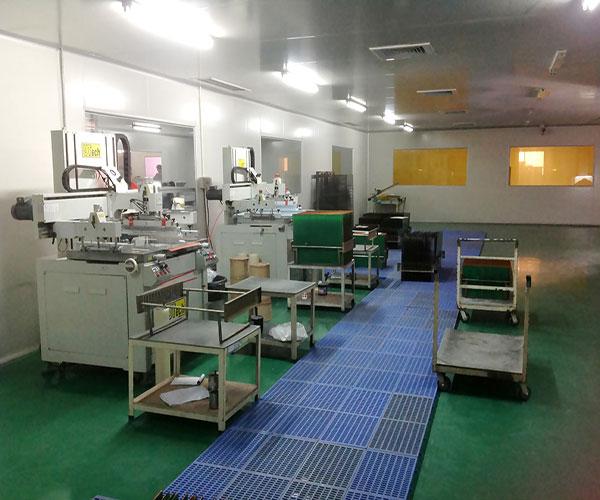 auto silkscreen machine