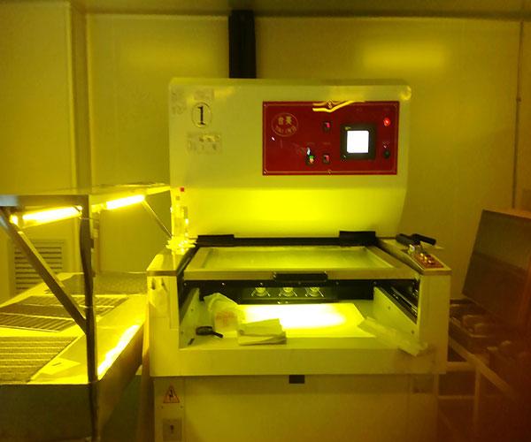 silkscreen exposure machine