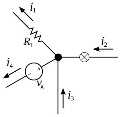Kirchhoffs' Circuit Law