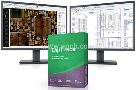 PCB Software from DipTrace