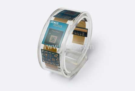 PCB in wearable product