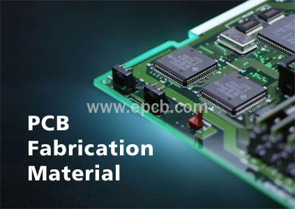 PCB Fabrication Material