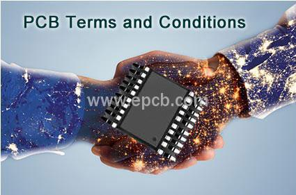 PCB Terms and Conditions